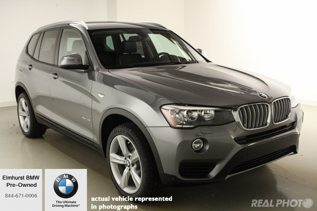 Pre Owned 2017 Bmw X3 Xdrive28i Sport Utility In Elmhurst